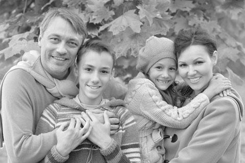 Social Media Families