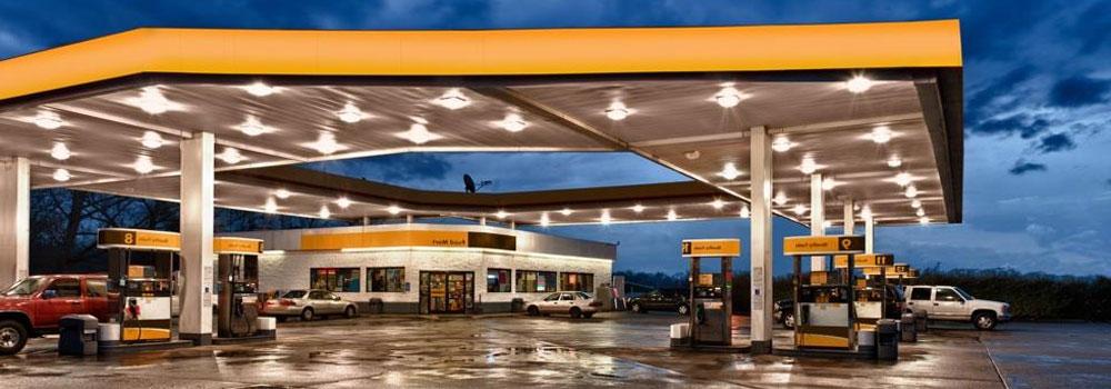 Gas station construction company